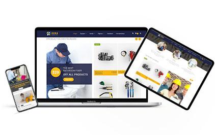 servicio de tienda virtual